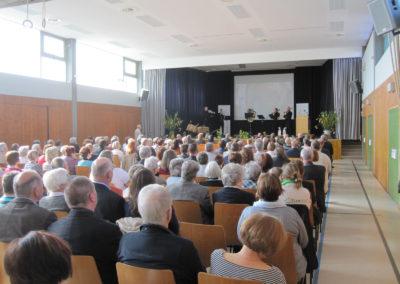 Akademische Feier 1200 Jahre Berstadt