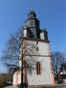 Kirche Berstadt