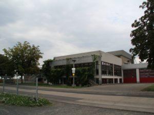 Mehrzweckhalle & Gerätehaus Berstadt