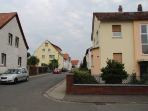 Bismarckstraße Berstadt