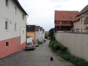 Burggasse Berstadt