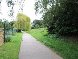 Promenade Berstadt