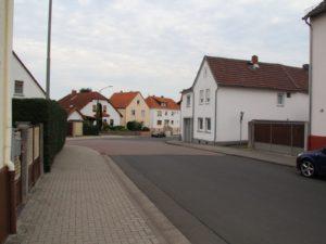 Butzbacher Straße Berstadt