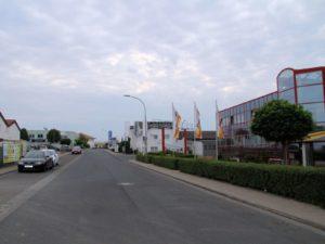 Industriegebiet Berstadt