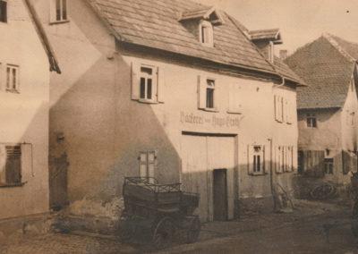 Kellergasse (Hausnummer 1 und 2)