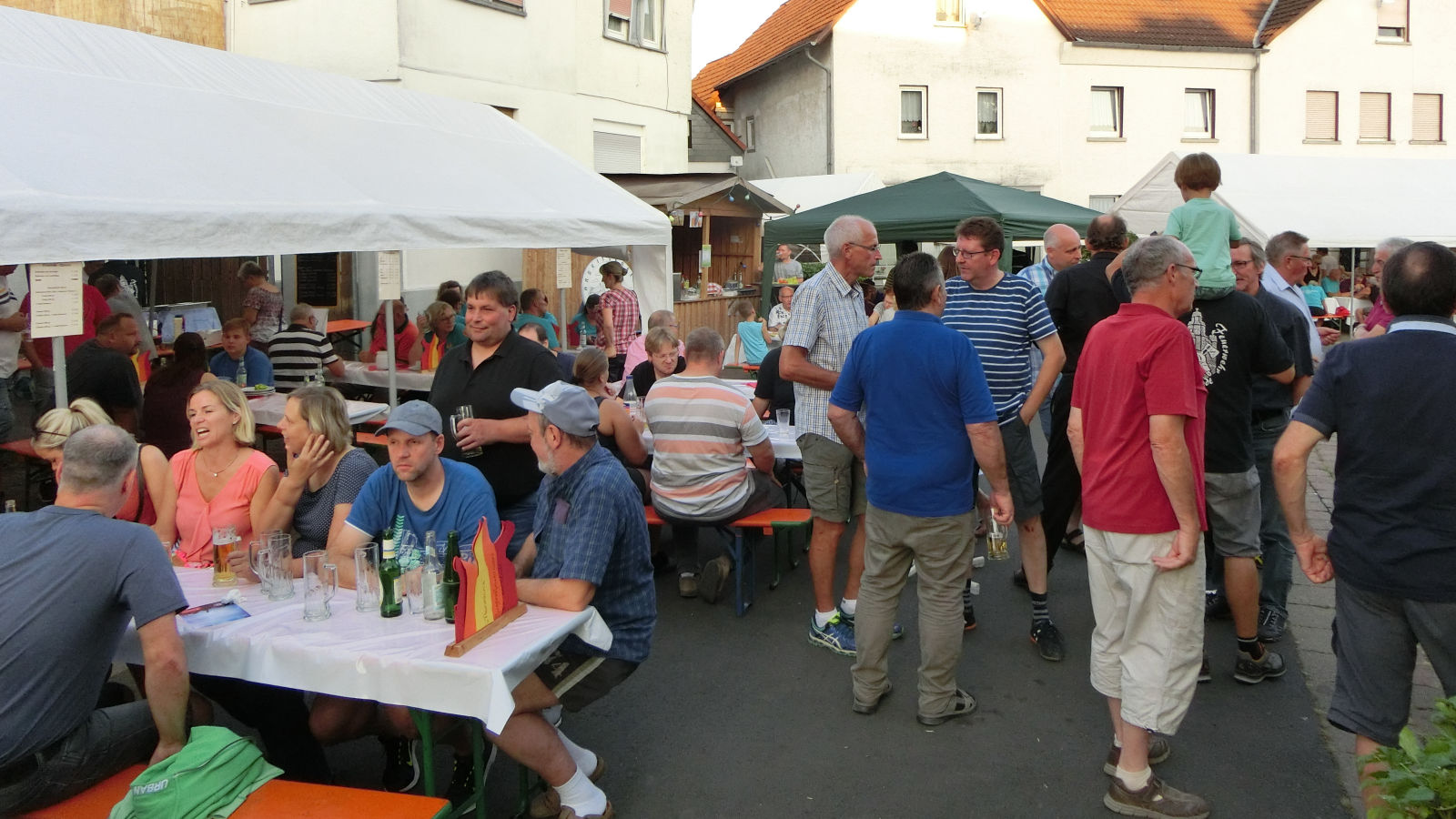 Dorffest Berstadt