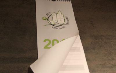 Berstadt-Kalender für 2017