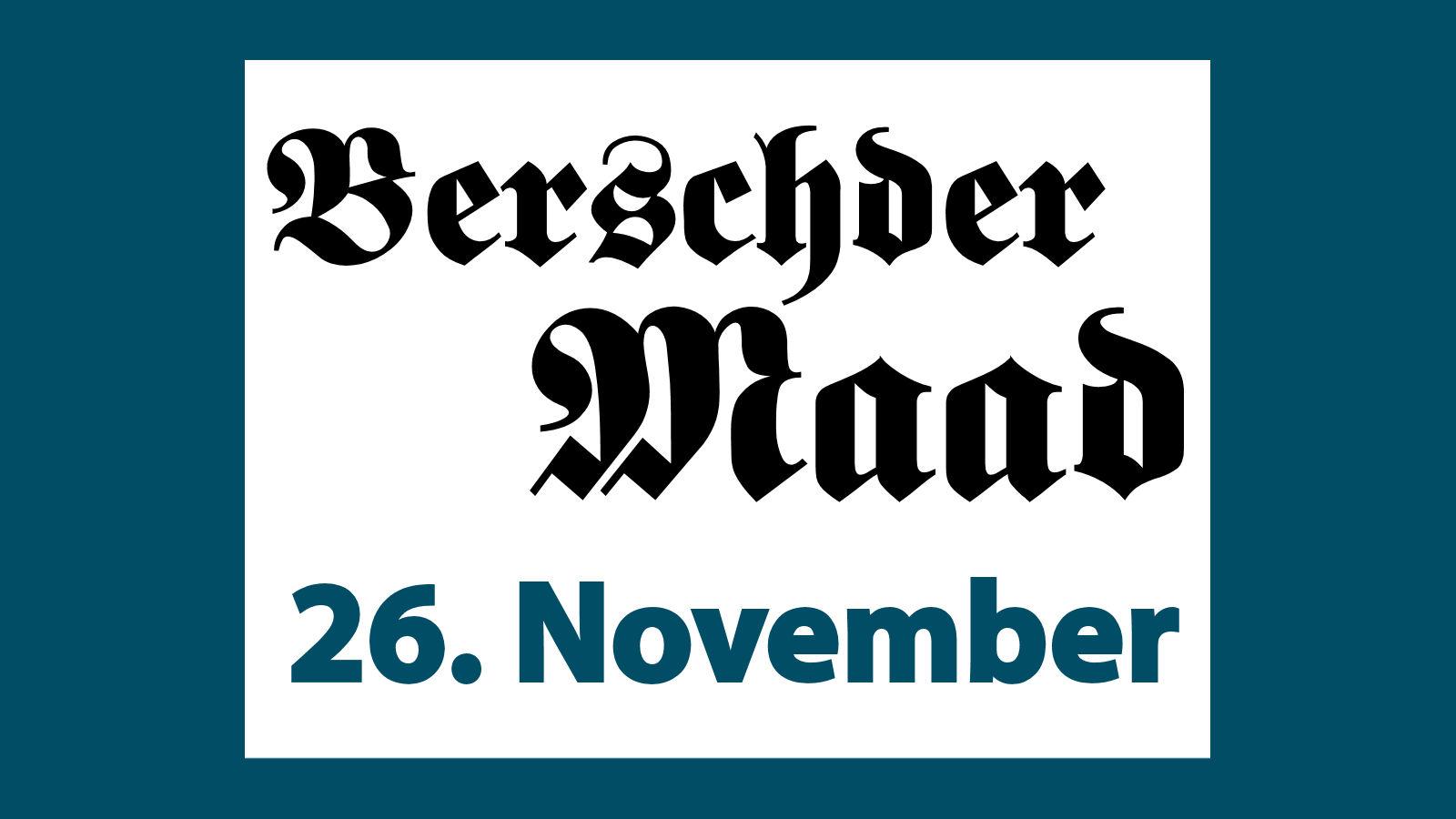 Berschder Maad