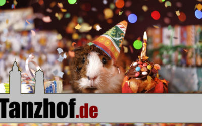 Happy Birthday, tanzhof.de!!!